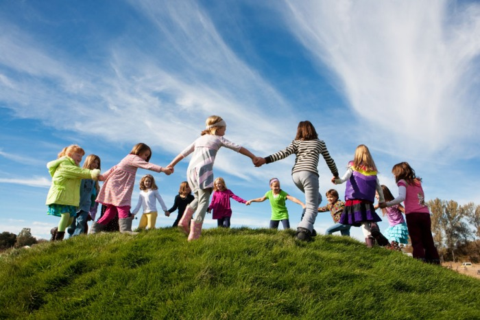 Curricular and co-curricular activities forchildren